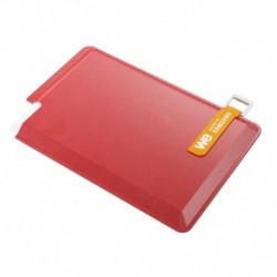 SSD externe 2.5'' 120 Go blanc housse rouge WE