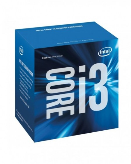 Intel Core i3-6100 3,7 GHz Bulk