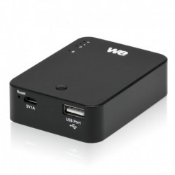 Stockage Wifi et chargeur nomade WE